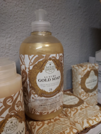Zeeppomp 500 ml  Luxury GOLD
