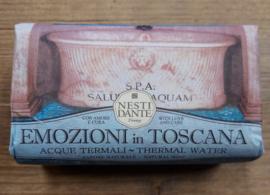 Nesti Dante blokzeep 250gr  Thermal Water Emotioni in Toscana