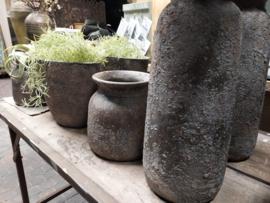"""Vaas """"Bali """" h 40 x Ø 18 cm"""
