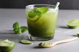 Lacrosse geurolie 500 ml  green tea & lime