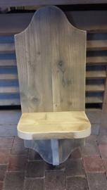 Wandconsoles  van steigerhout   70x30 cm  >  elke maat mogelijk