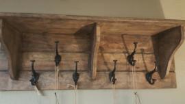 Kapstok hout  ( Brynxz )  92x30x22 cm ( NAJAAR BESCHIKBAAR !  )