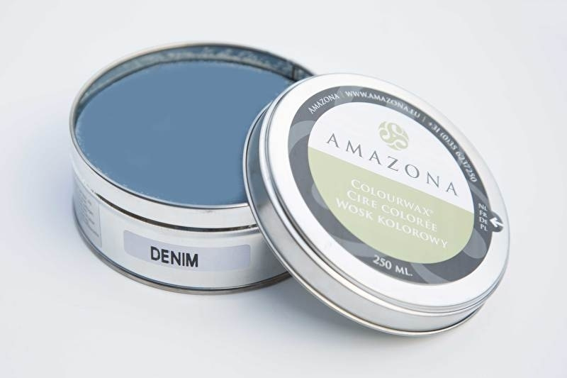 Amazona Colourwax Denim  250 gr