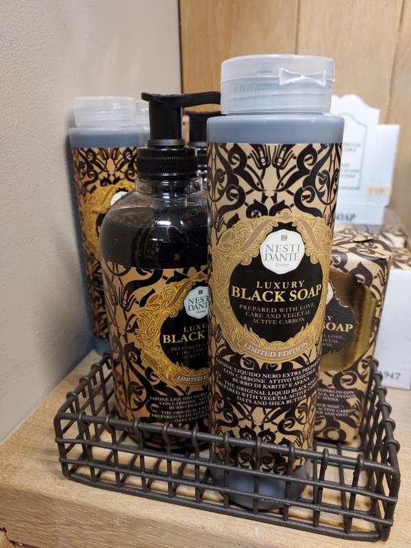 NIEUW Nesti Dante Douchegel 300 ml Luxury Black