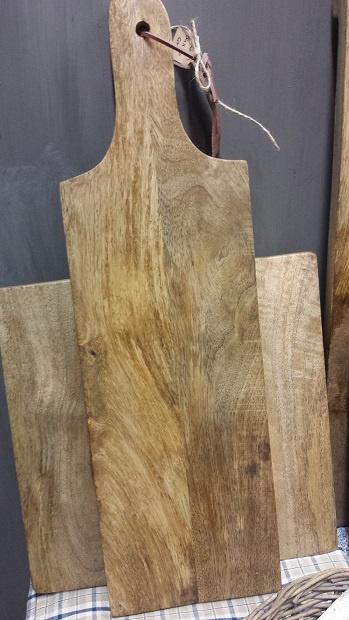 Snijplank 54 x 16 cm