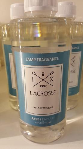 Lacrosse geurolie 500 ml wild waterfall