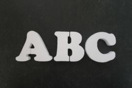 Letters klein (8 cm)