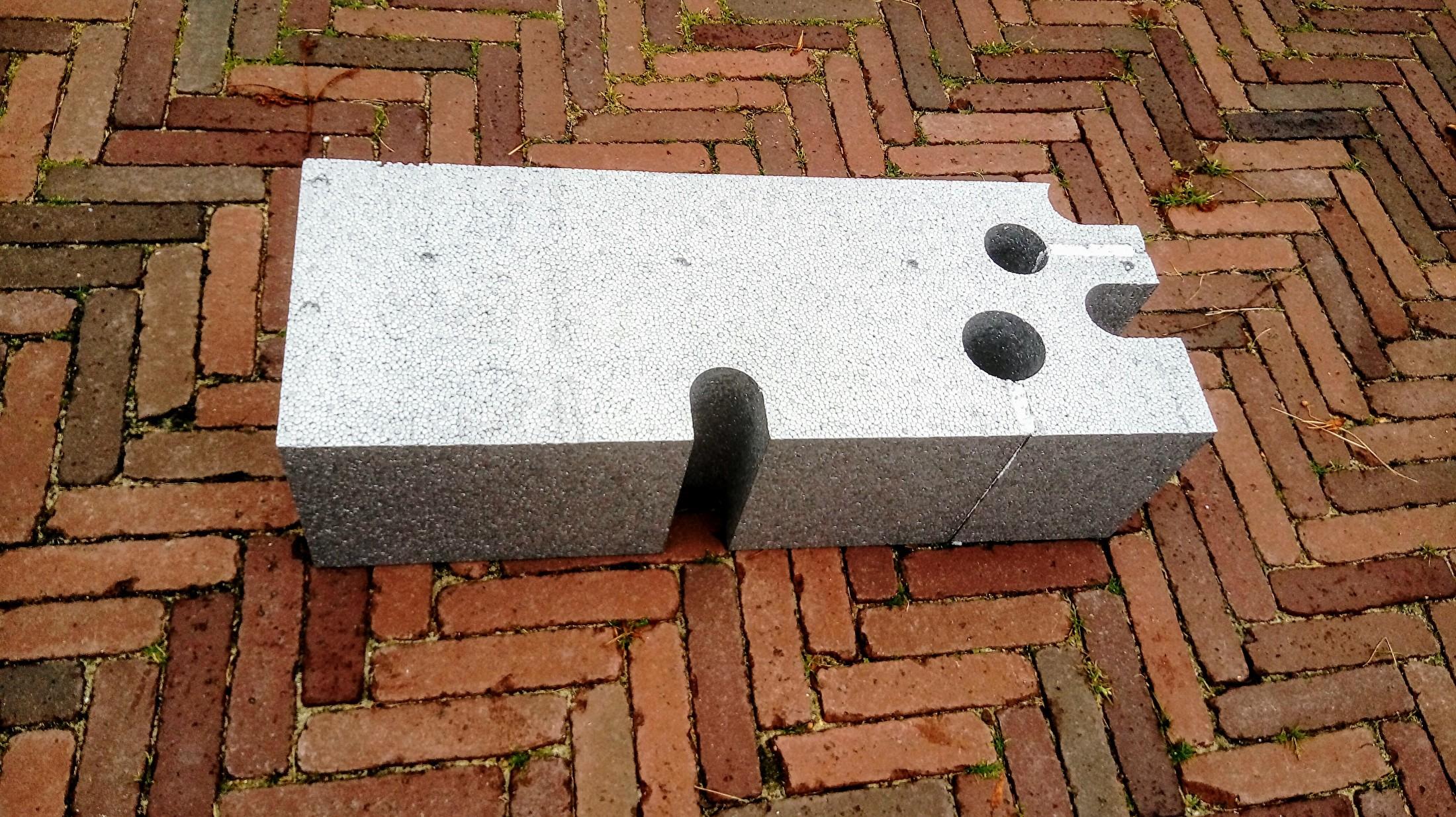 meterkastplaat