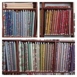 Dutch Heritage Shelves Close-up