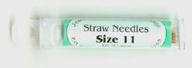 Straw Needles nr11 by Jeana Kimball