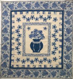 Delft Blue Vase (templates)