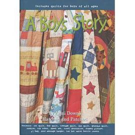 A boys Story, boek