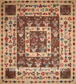 Antique English Basket Quilt