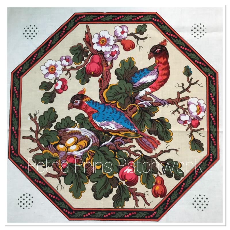 Mary Gibbs 1812 Quilt Panel