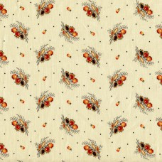 DHER1014 Orange Flowers