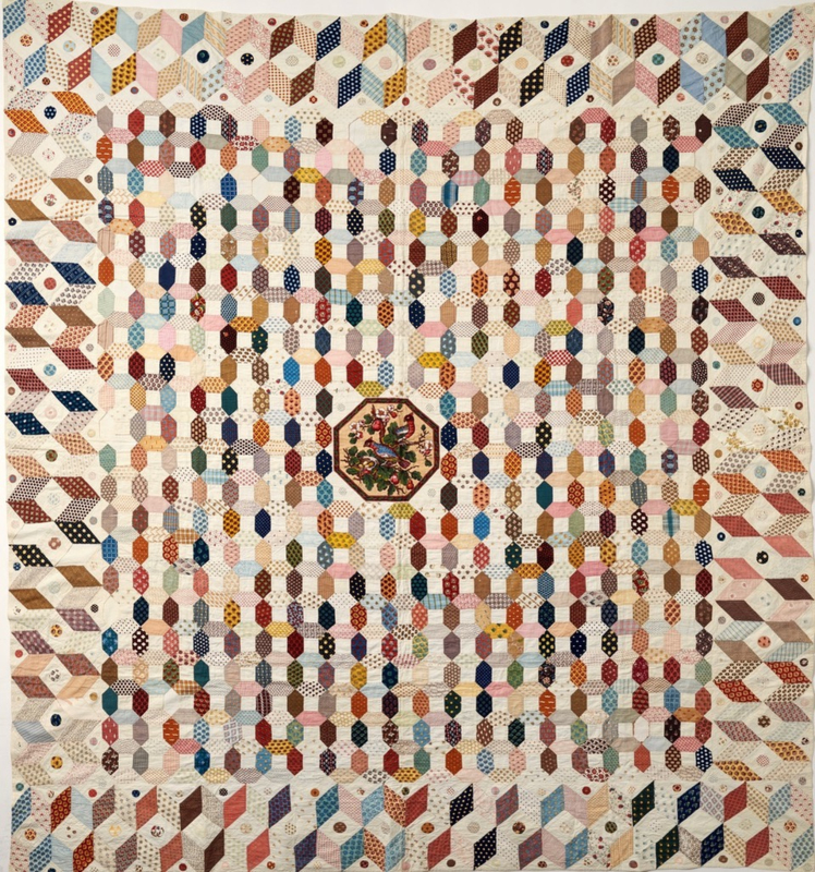 Mary Gibbs 1812 Quilt complete kit