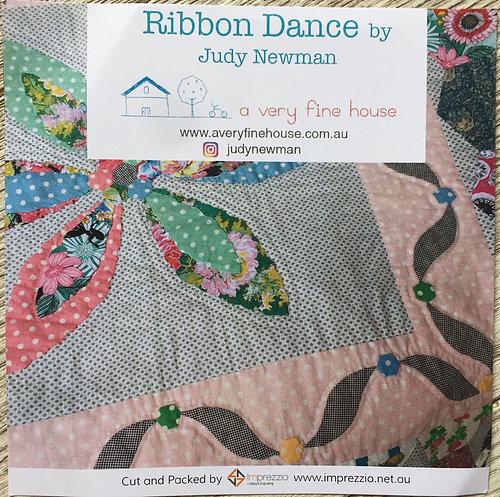 Ribbon Dance template set