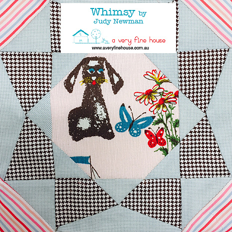Whimsy template set