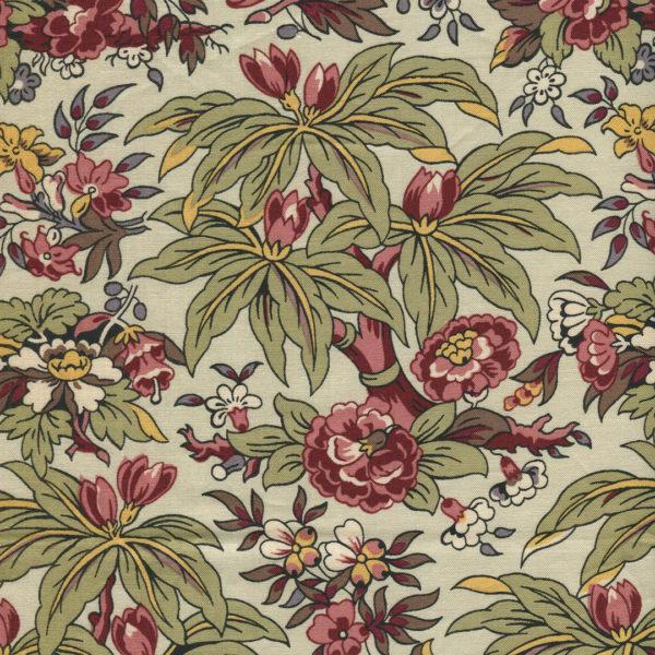Chintz patchwork ca 1820 - 4010