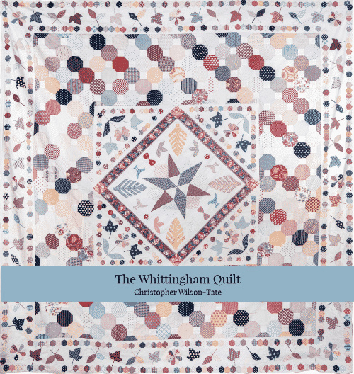 The Whittingham Quilt template set