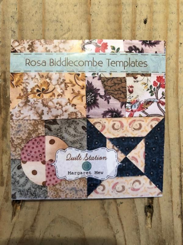 Margaret Mew  - Rosa Biddlecombe