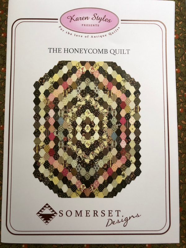 The Honeycomb Quilt