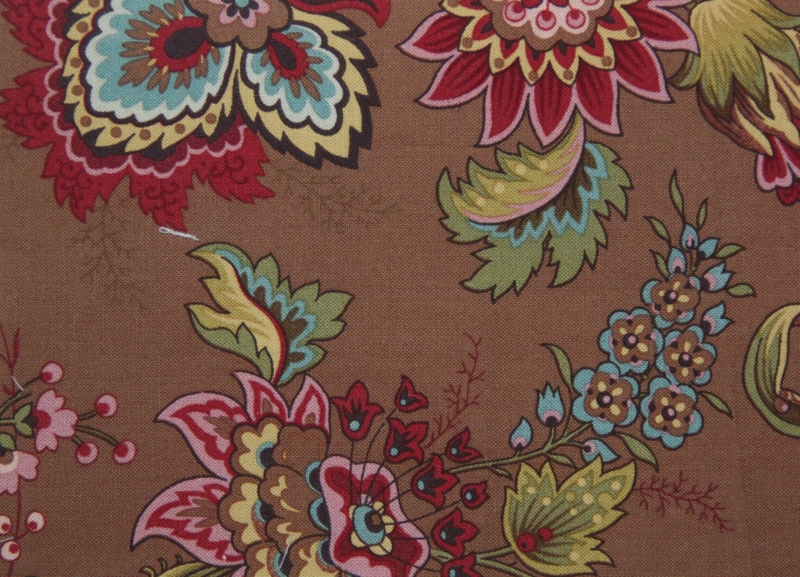 Pompadour brown