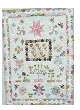 The Orchard Crib Quilt NL