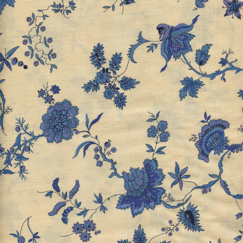 China Blue Mary's Secret Garden