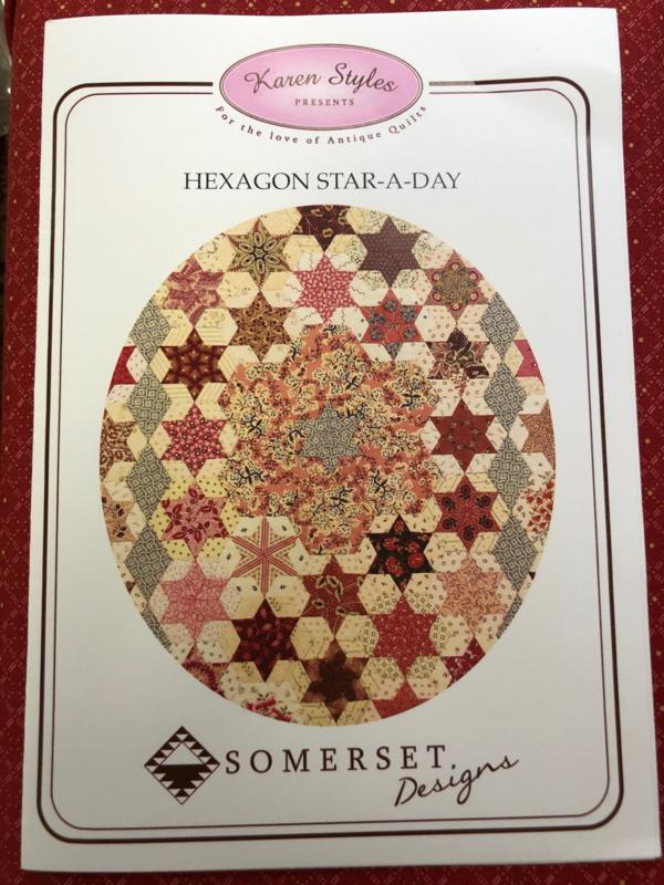 Hexagon Star a Day