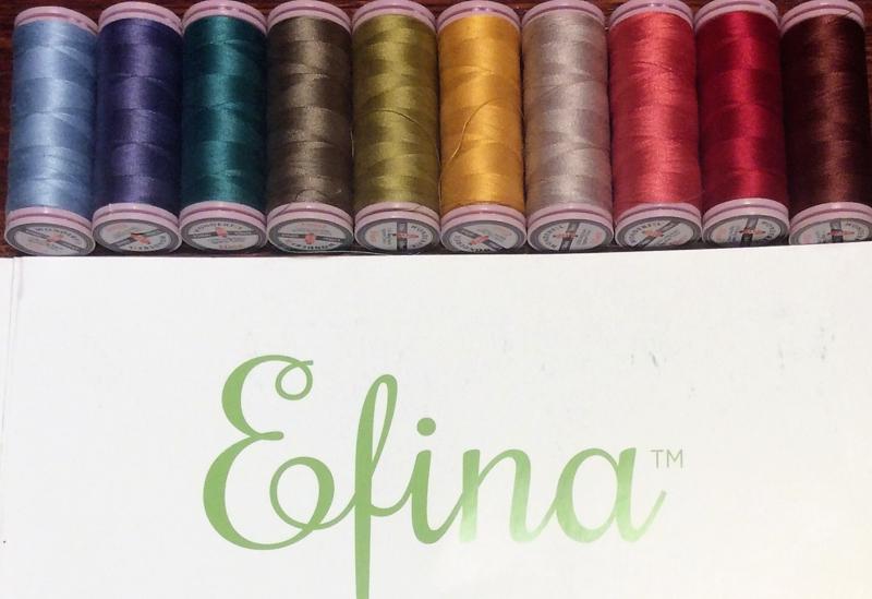 Box Efina Painted Garden