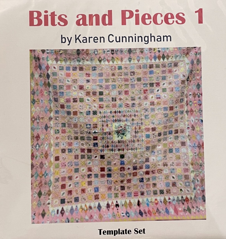 Bits and Pieces, mallenset