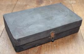 Oude Lactoscope in doos.