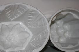 Pudding moulds