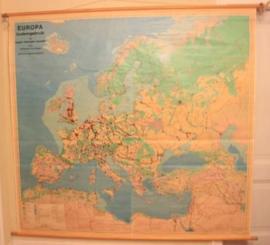 Landkaart Europa Bodemgebruik
