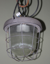 Industriele lamp, klein model