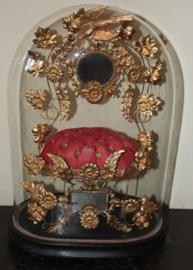 Oude glazen Bruidsstolp