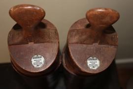 Engelse rijlaarzen met spanners