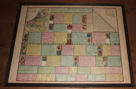 Ingelijste Landkaart