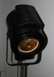 oude toneel lamp op statief