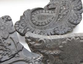 Antieke stempels uit India