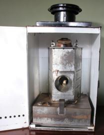 Zeer oude Engelse Trein lamp
