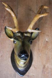 Gipsen hertenkop