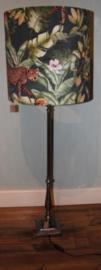 Lampenkap Botanische opdruk Panter