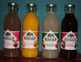 """Fruit Sappen van """"Schulp"""""""