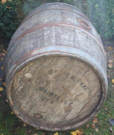 """Houten bierfust  """"Brouwerij De Klokke"""""""