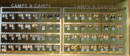 """Oorbellen van """"Camps & Camps"""""""