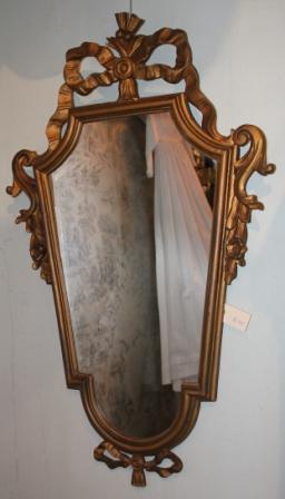 Oude Franse Barok Spiegel