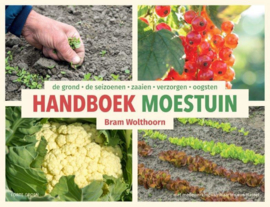 Wolthoorn, Bram - Handboek moestuin