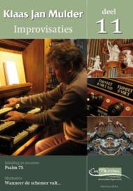 Mulder, Klaas Jan - Improvisaties (deel 11)